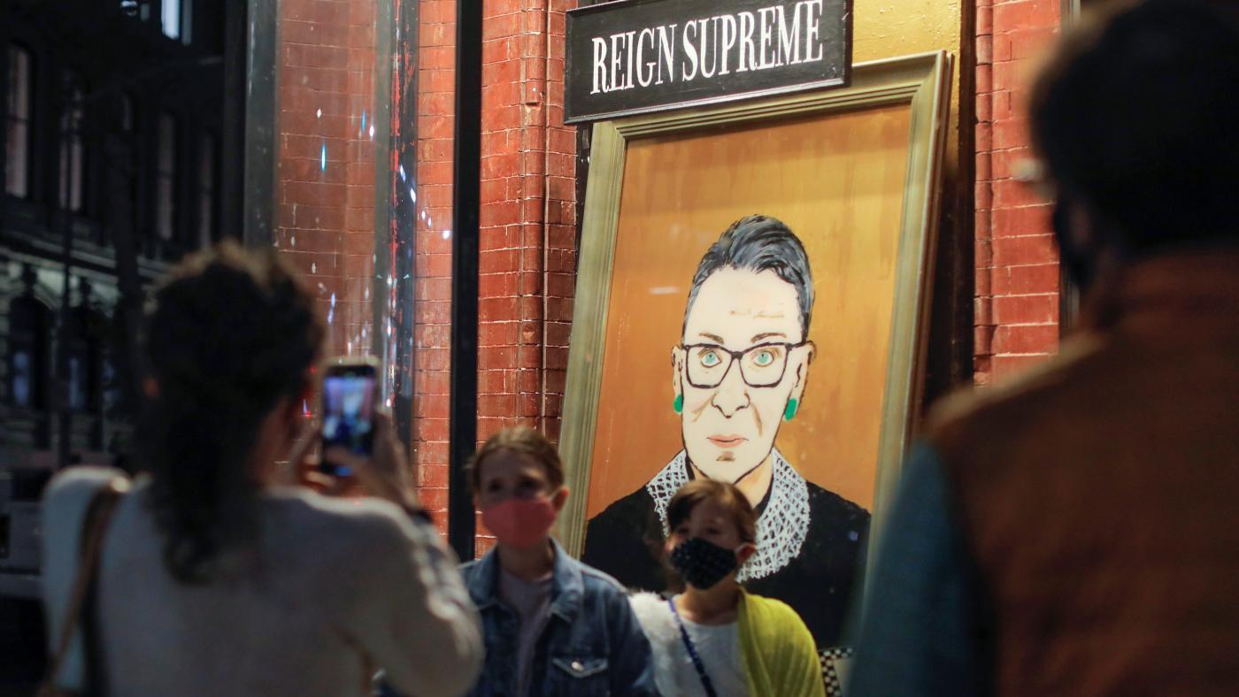 Foto de Conselhos de Ruth Bader Ginsburg para viver uma vida plena: quartzo