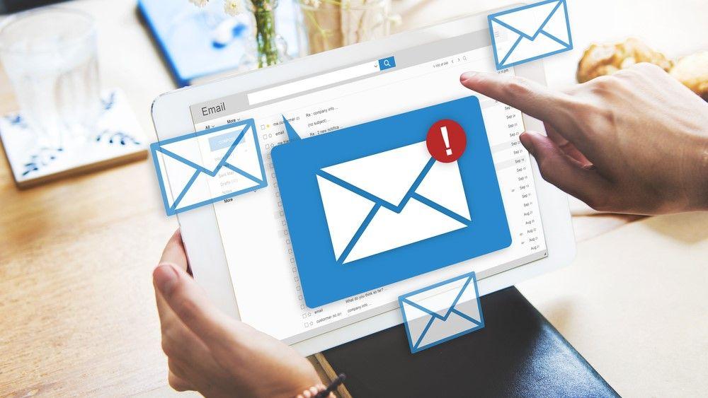Foto de Você pode anexar um arquivo de 5 GB a um e-mail graças a este novo serviço