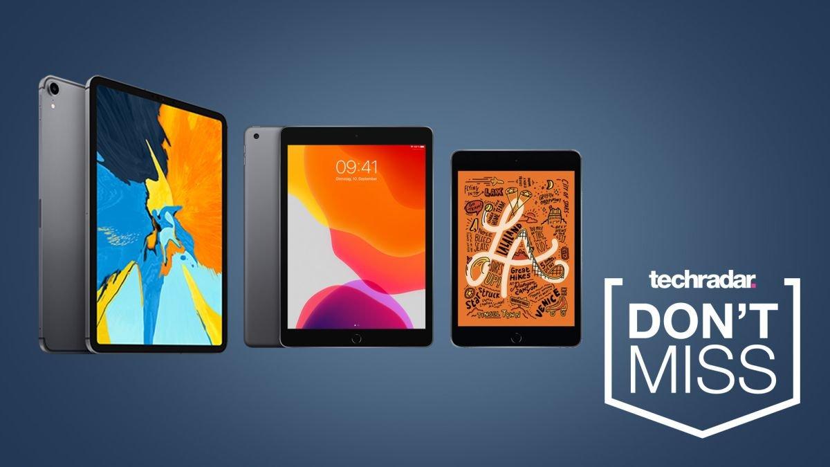 Foto de Economize até US $ 500 com essas ofertas de iPad na promoção do Dia do Trabalho