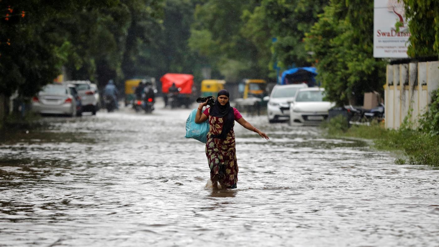 Foto de Mudança climática atinge mais duramente as economias mais pobres: relatório da ONU – Quartz