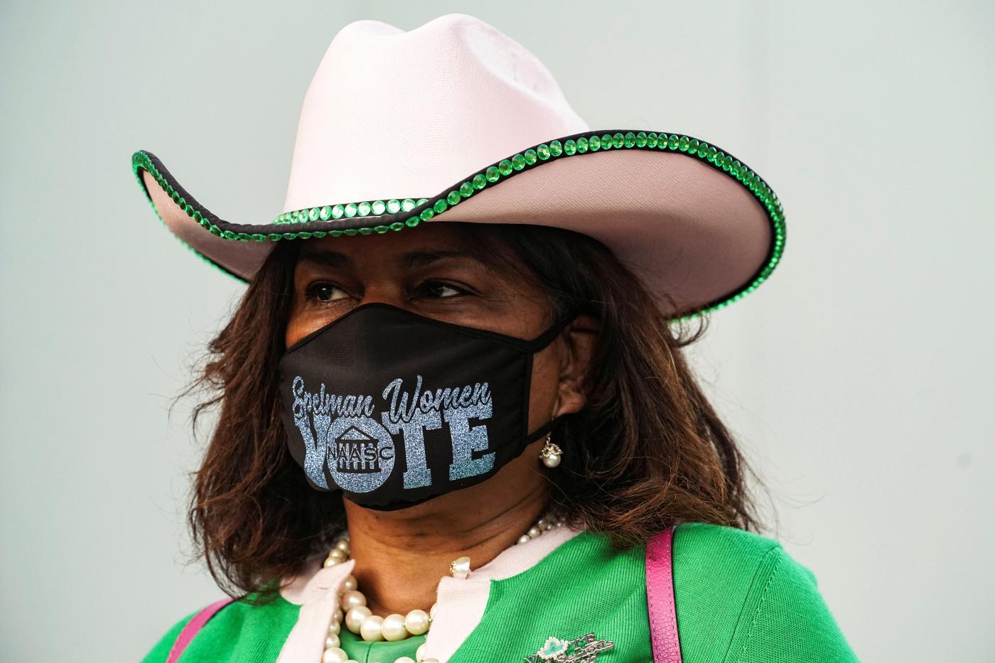 Foto de Travis County, Texas, registrou número recorde de eleitores – Quartzo