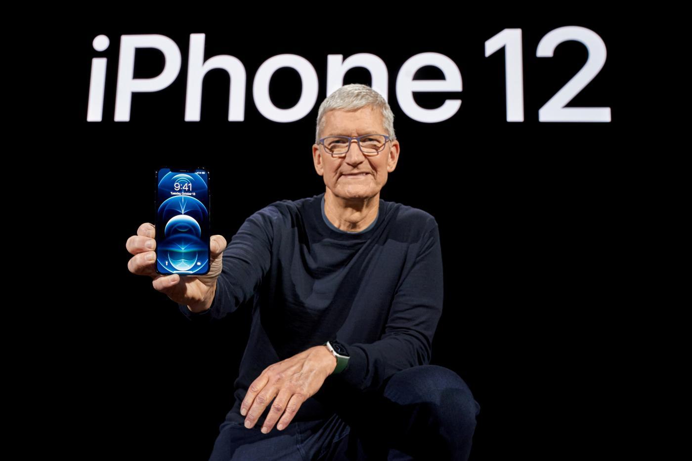 Foto de O iPhone 12 da Apple pode revolucionar o futuro da cobrança: quartzo