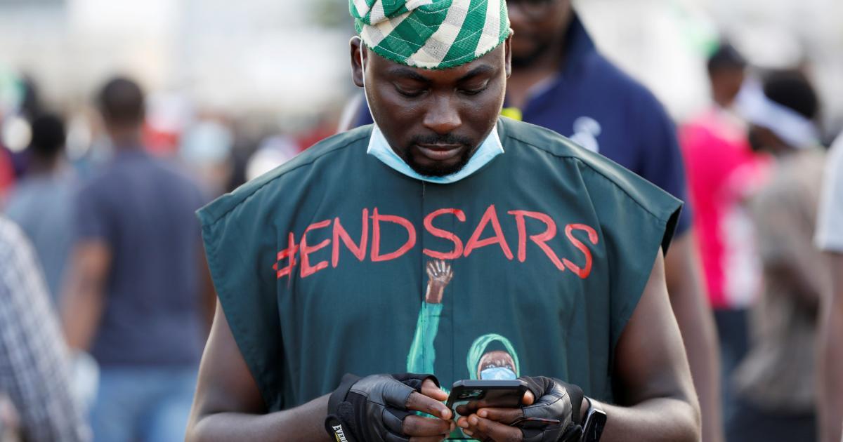 Foto de O Facebook prejudicou o protesto #EndSARS da Nigéria enquanto o Twitter o alimentou – Quartz