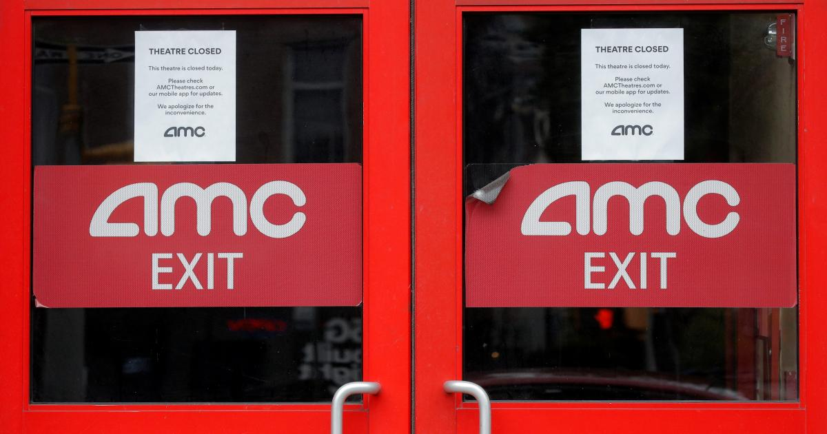Foto de AMC Entertainment enfrenta falência – Quartz