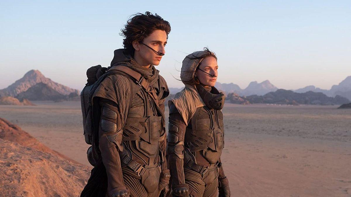 Foto de Duna foi adiada para 2021 porque o futuro dos filmes de sucesso parece sombrio