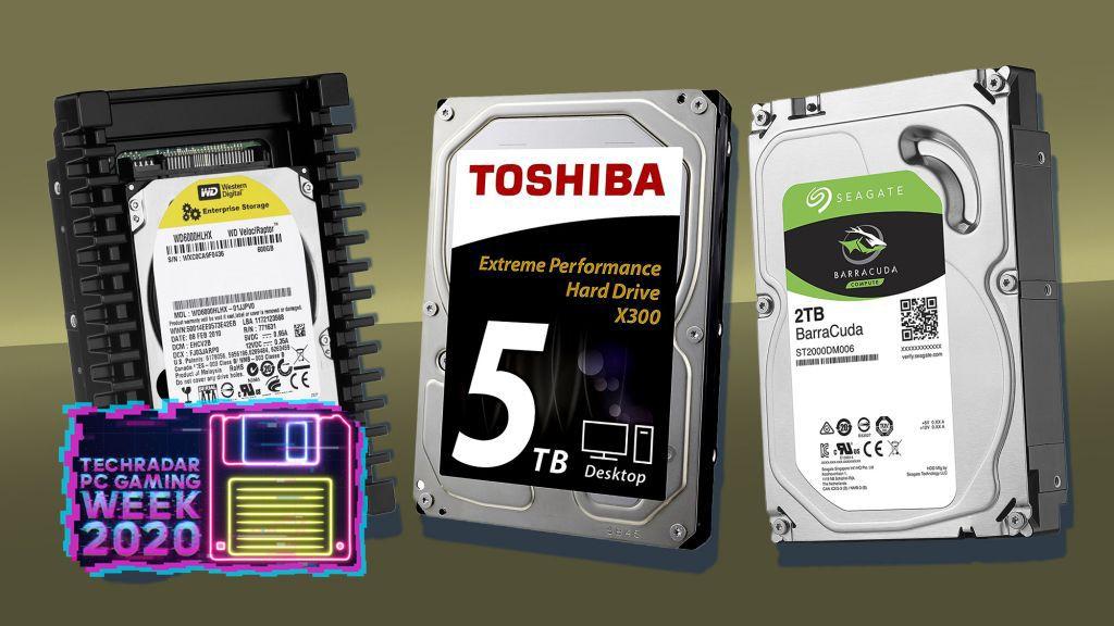 Foto de Melhores discos rígidos de 2020: melhores discos rígidos para armazenar todos os seus dados