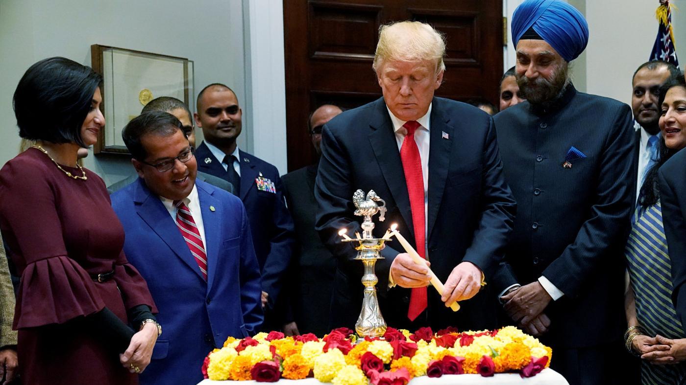 Foto de Por que os índios americanos são cruciais para Trump e Biden nas eleições americanas? – Quartzo Indiano