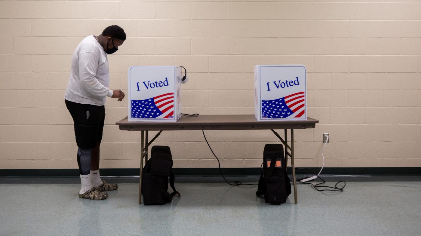 Foto de Qual é o custo por voto para se tornar presidente dos Estados Unidos? – quartzo