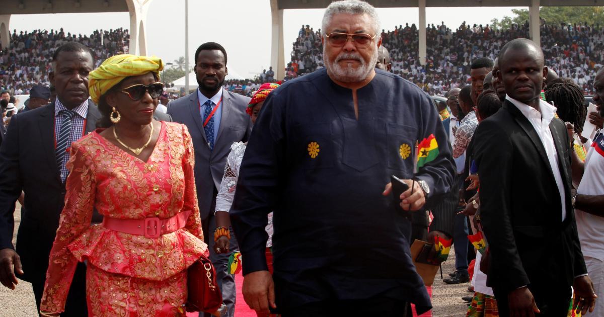 Foto de Ganeses ainda estão divididos sobre o legado de Jerry Rawlings – Quartz