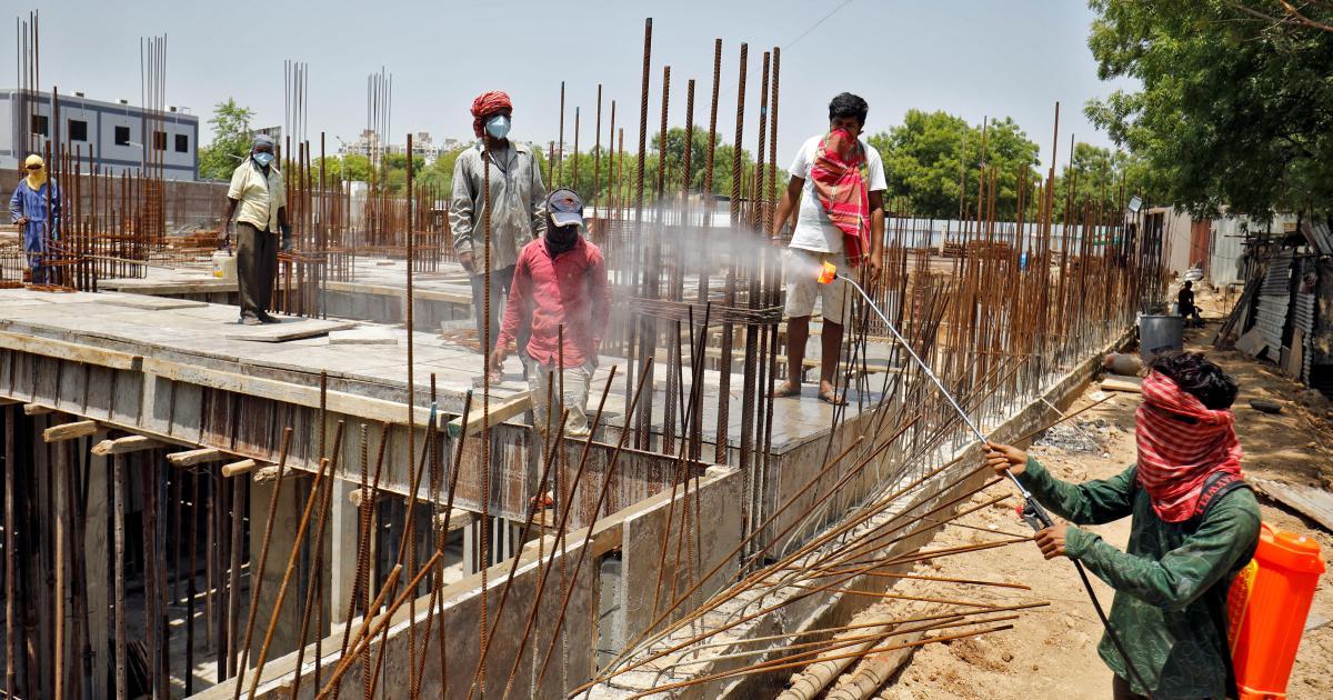 Foto de Empregos no setor imobiliário na Índia ganham mais conhecimento técnico após o Coronavirus – Quartz