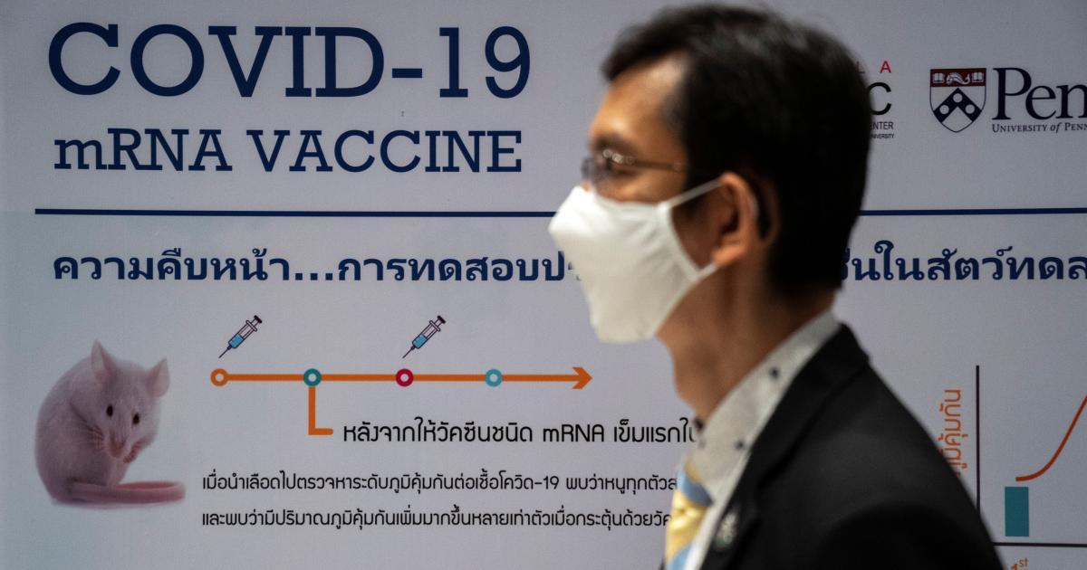 Foto de A vacina Covid-19 da Pfizer pode mudar o futuro das vacinas – Quartz