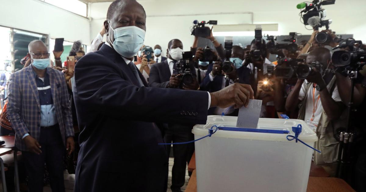 Foto de Eleições na Costa do Marfim fazem com que os cidadãos lutem pela paz, apesar das tensões – Quartzo