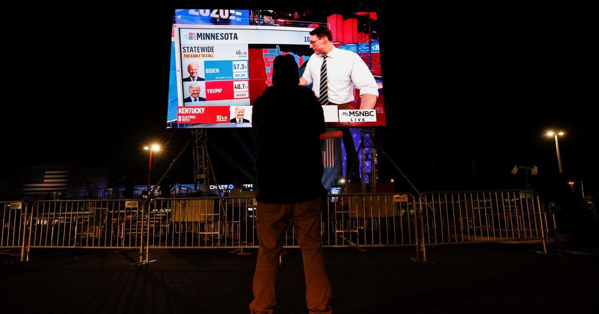 Foto de Por que a eleição dos EUA pode nunca ser decidida novamente na noite da eleição – Quartzo