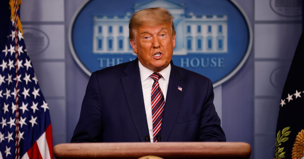 Foto de E se Trump se recusar a ceder? – quartzo