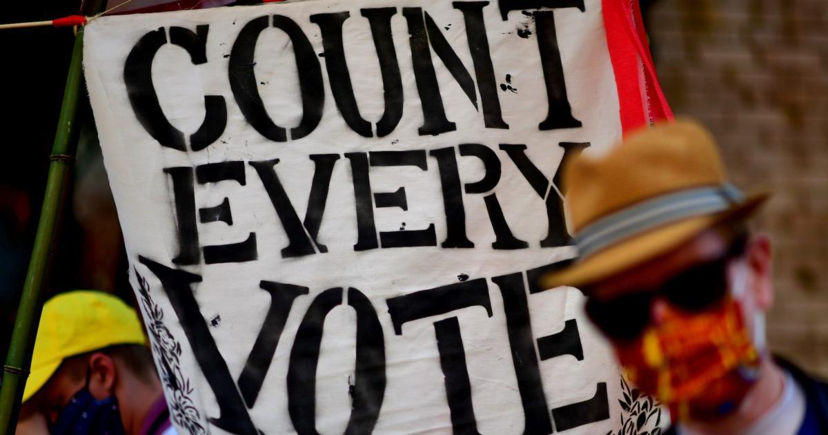 Foto de Quais são as regras de recontagem das eleições nos EUA? – quartzo