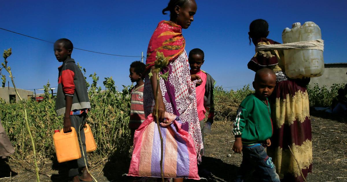 Foto de Abiy da Etiópia diz não às negociações enquanto a crise dos refugiados de Tigray se desenrola – Quartz