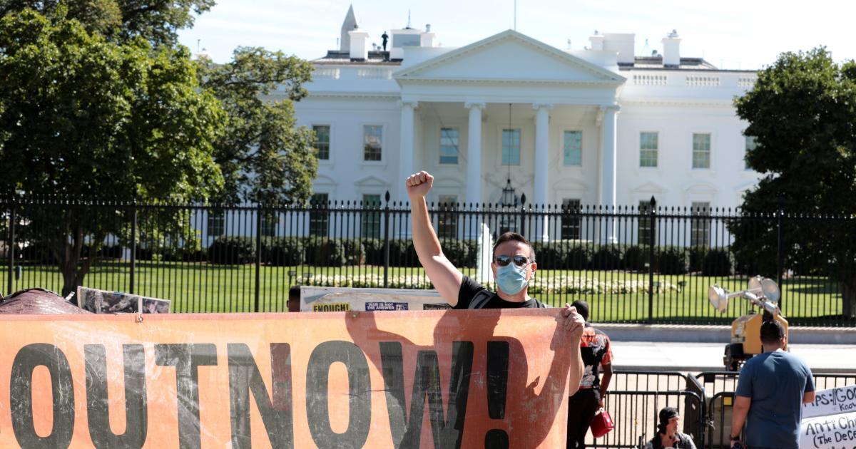 Foto de Os Estados Unidos derrotaram o autoritarismo? – quartzo