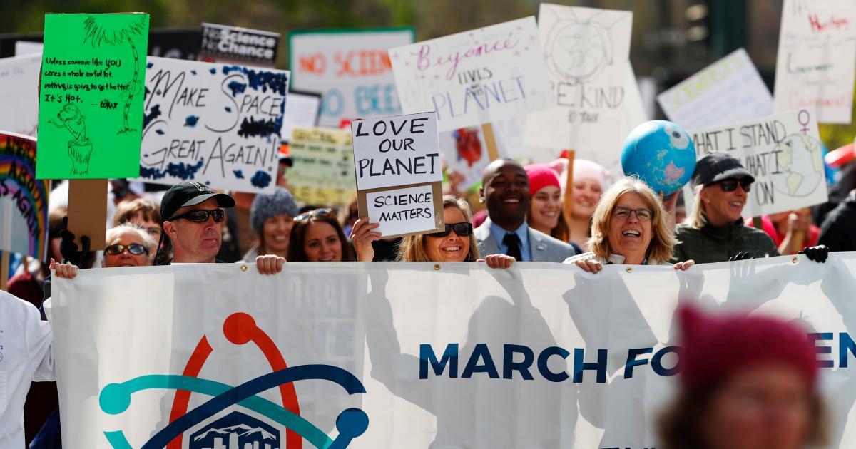 Foto de As mensagens políticas pró-ciência aumentam a polarização? – quartzo