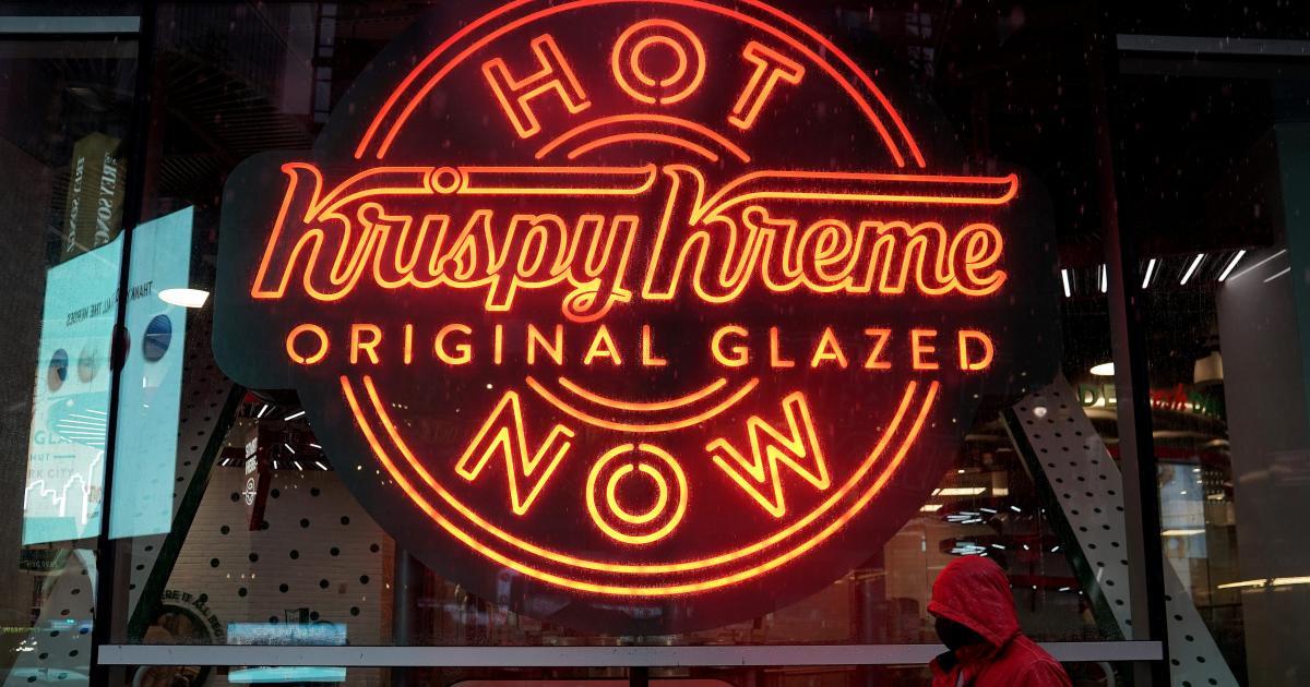 Foto de Krispy Kreme e outras empresas estão testando o marketing de vacinas – Quartz
