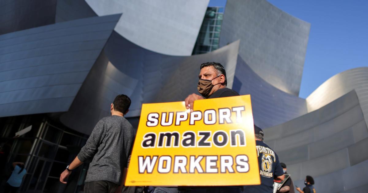 Foto de A Amazon se sindicalizará?  – quartzo