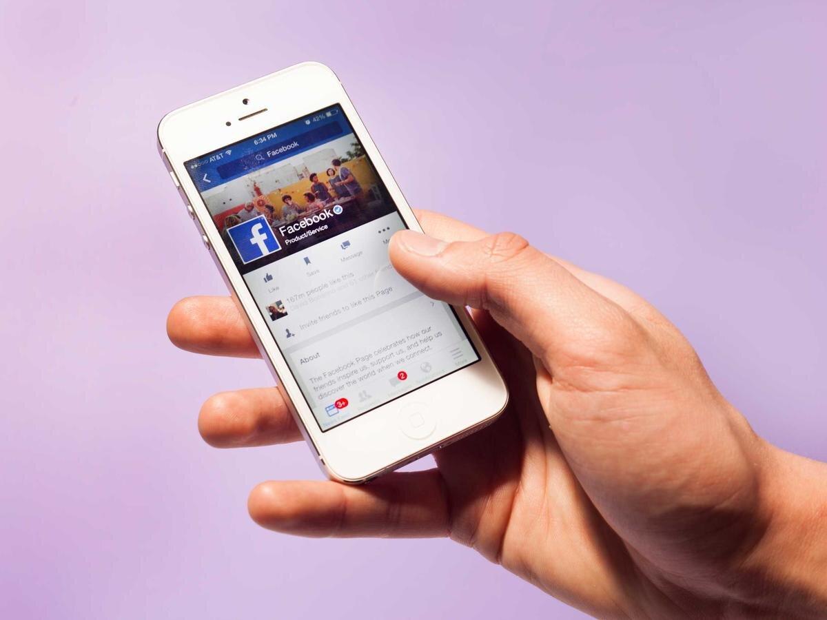 Foto de O Facebook está tentando evitar que falsas alegações de saúde se espalhem online