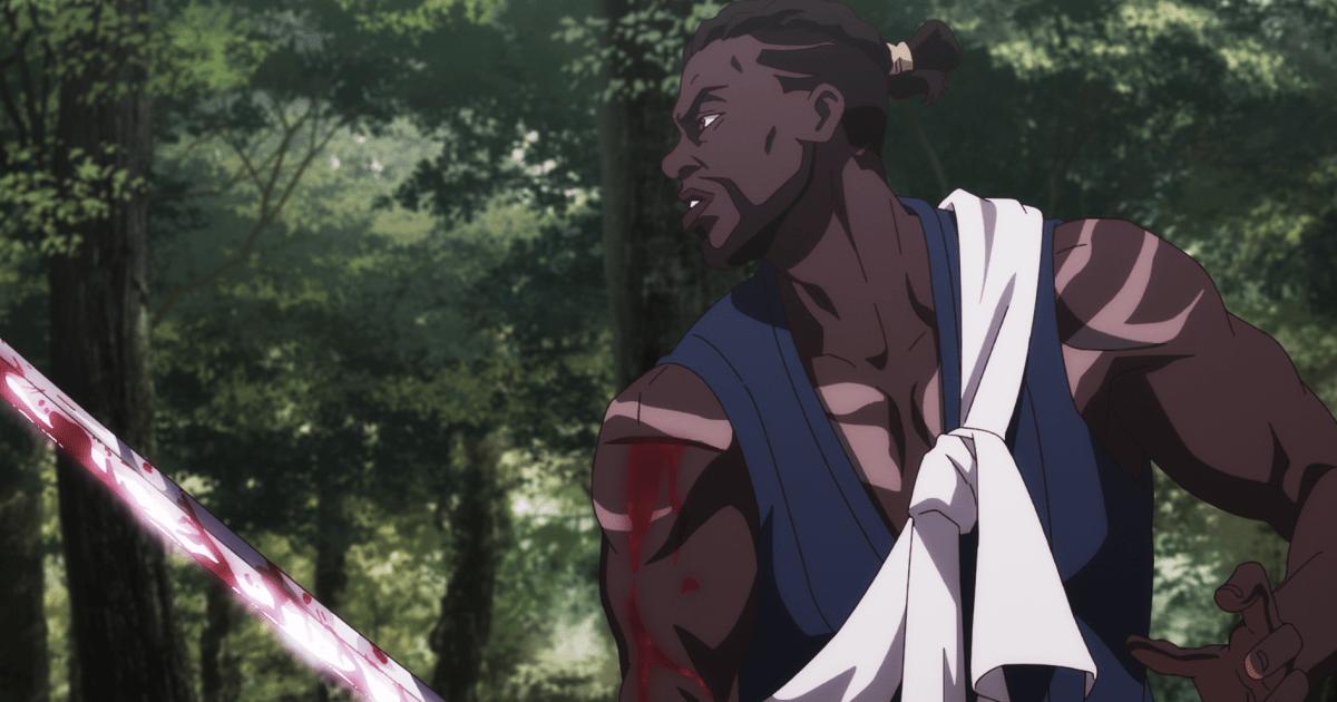 Foto de Netflix traz de volta a história esquecida do samurai negro do Japão – Quartz Africa