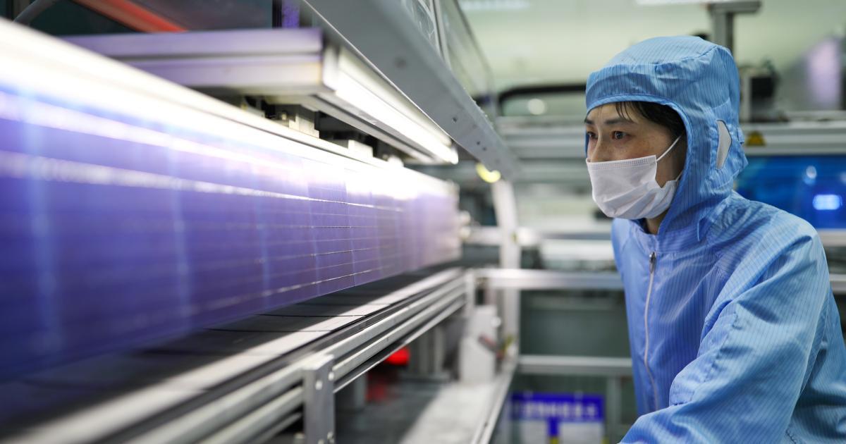 Foto de Como a China e os EUA podem trabalhar juntos em energia limpa – Quartzo