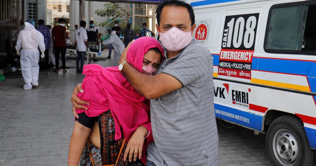 Foto de A crise de oxigênio da Índia se aprofunda a cada dia que passa – Quartz India