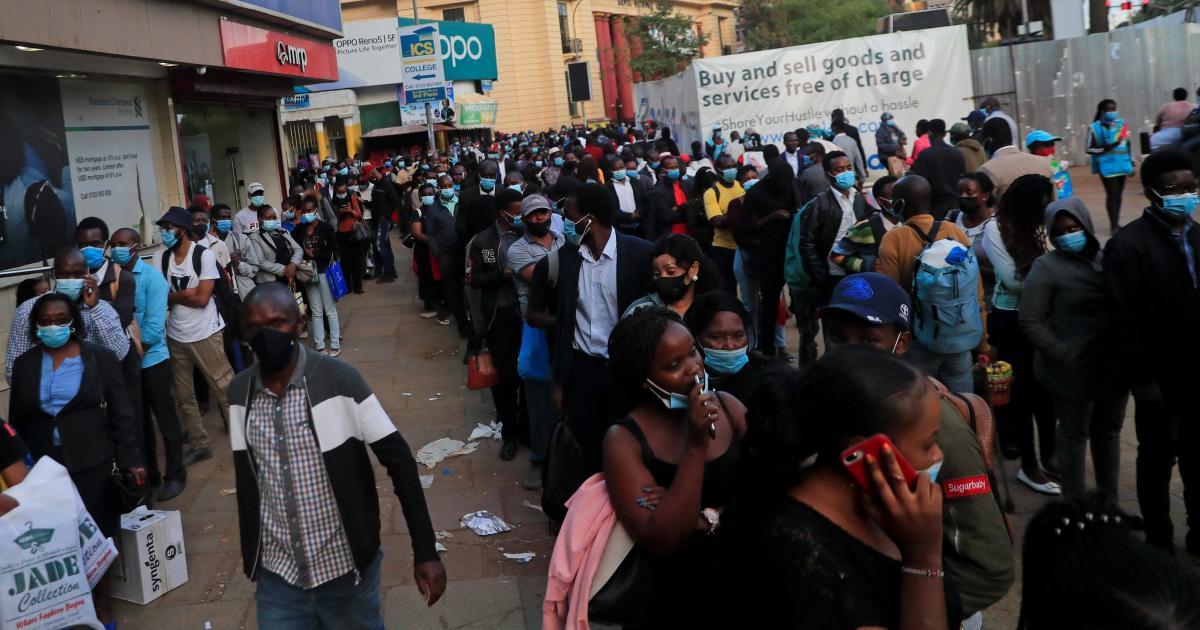 Foto de Por que os quenianos rejeitam os bilhões do FMI – Quartz Africa