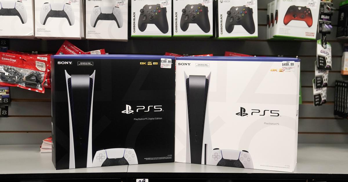 Foto de Por que você ainda não consegue um PS5 – Quartz