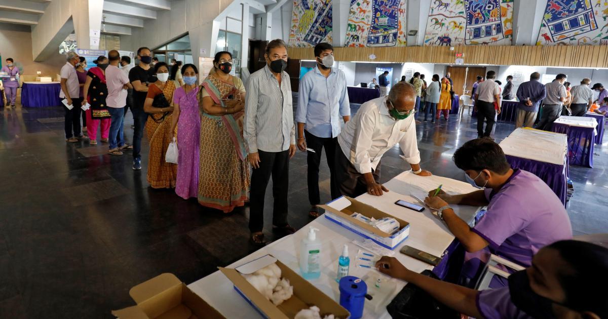 Foto de Índia retarda exportação da vacina Covid-19, abertura para maiores de 45 anos – Quartz Índia