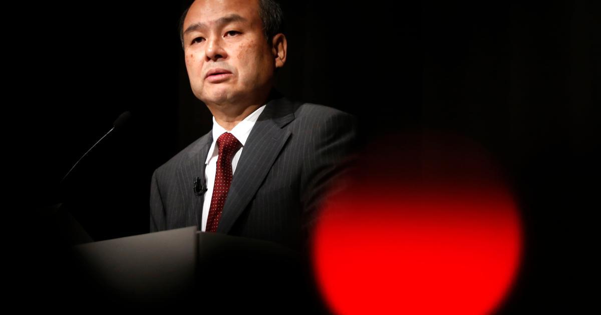 Foto de Masayoshi Son, do Japão, acha que organizar as Olimpíadas é uma má ideia – Quartz