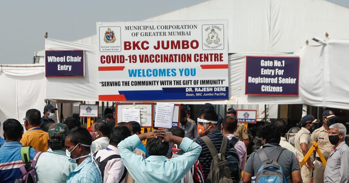 Foto de Quanto tempo até os índios serem vacinados?  – Quartzo Indiano