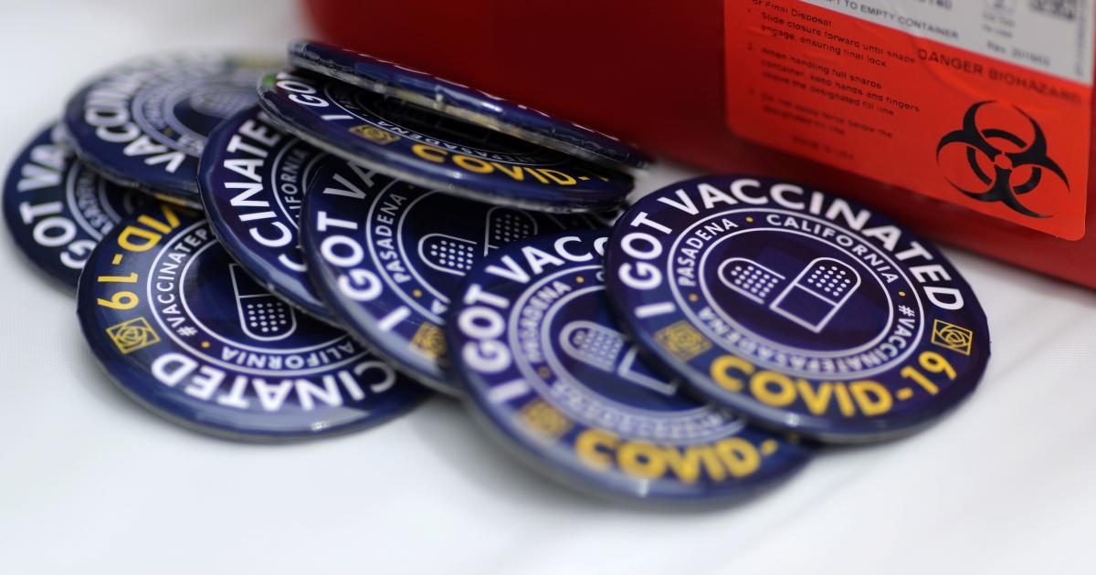 Foto de Os Estados Unidos vacinaram 50% de sua população contra Covid-19 – Quartz