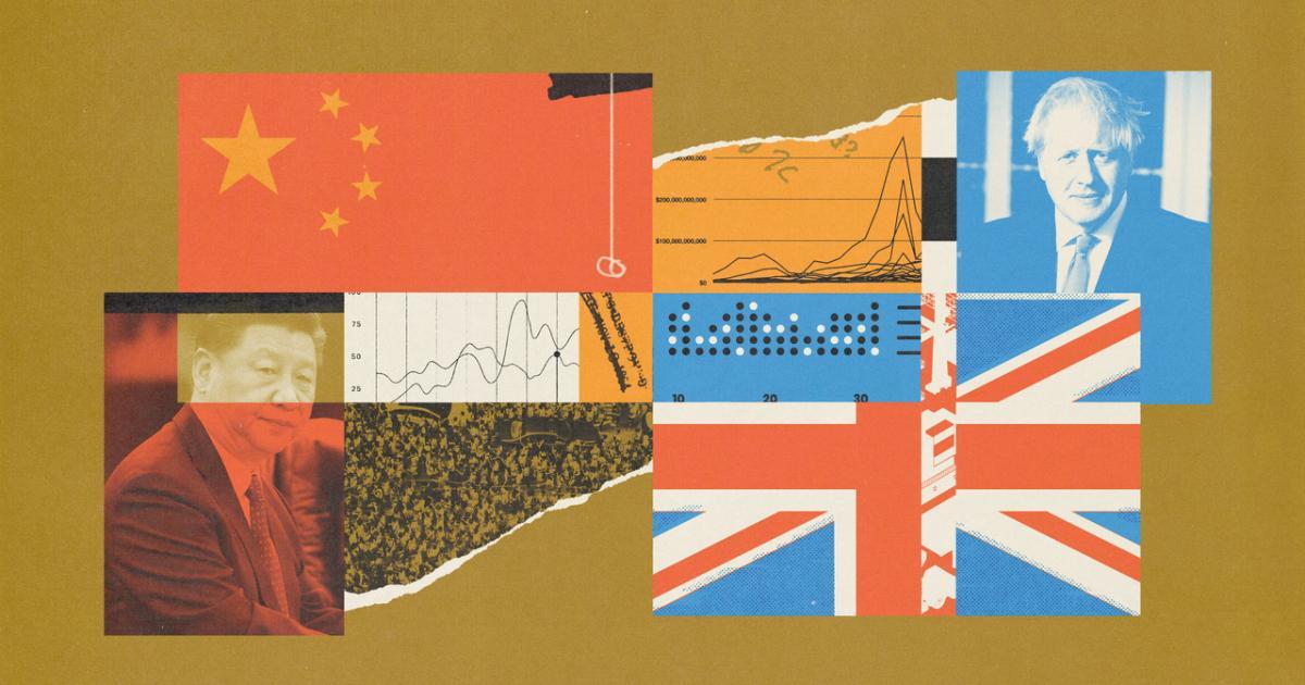 Foto de Edição de fim de semana: relacionamento Reino Unido-China, crise da Covax, arrependimento precoce