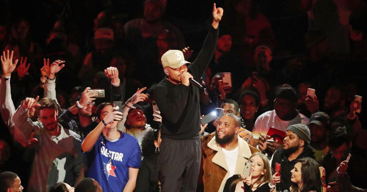 Foto de Chance, o acordo do Rapper com a AMC antecipa o futuro dos cinemas – Quartz