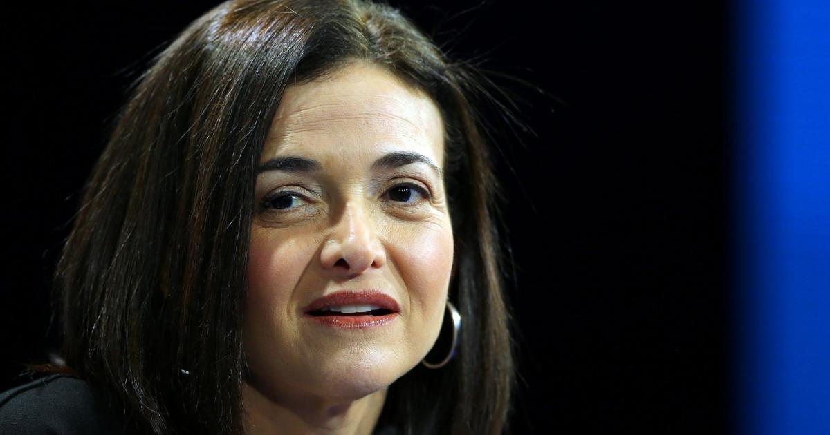 Foto de O que aconteceu com Sheryl Sandberg?