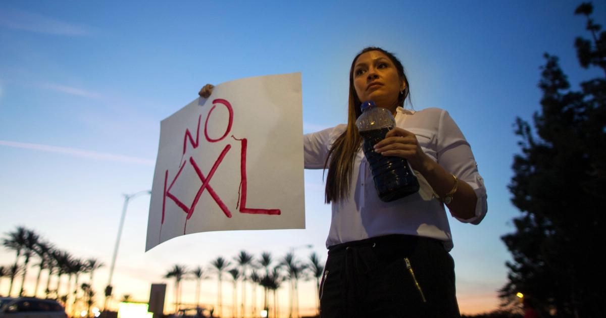 Foto de A morte de oleodutos como o Keystone XL não salvará o clima – Quartzo
