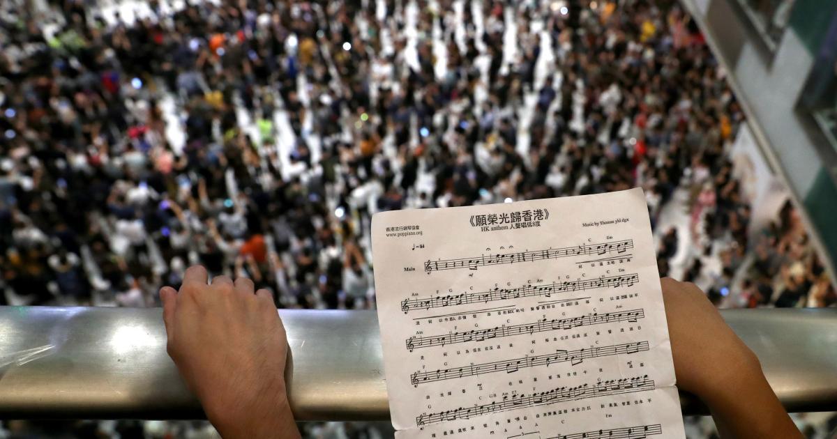 Foto de A boy band de Hong Kong Mirror é a voz de uma cidade sob repressão – Quartz