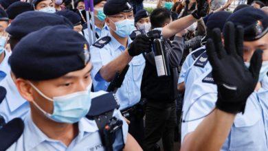 Foto de Hong Kong agora tem um enorme complexo de segurança nacional: Quartz