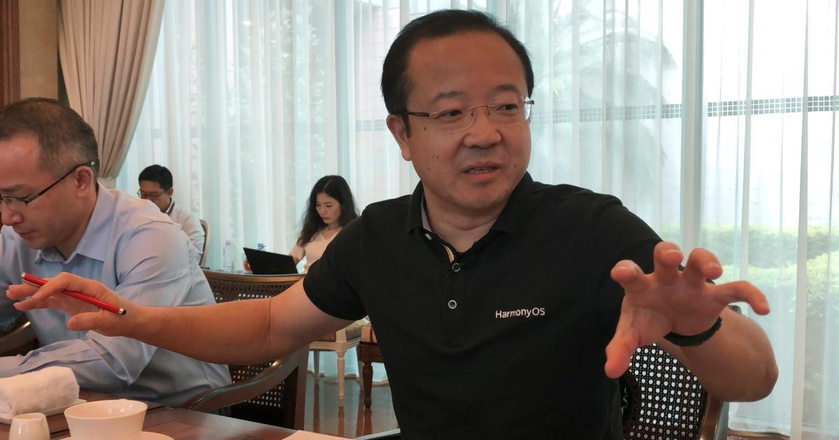 Foto de A imitação do Android da Huawei apaziguará os falcões de tecnologia da China?  – quartzo