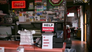 Foto de Vendas de restaurantes nos EUA em alta, mas empregos ainda estão atrasados: quartzo