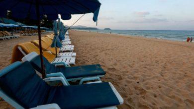 """Foto de A """"caixa de areia"""" de Phuket na Tailândia é aberta para turistas vacinados – Quartzo"""