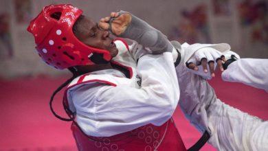 Foto de Atleta de taekwondo queniano se prepara para os Jogos Olímpicos de Tóquio em 2021 – Quartz Africa