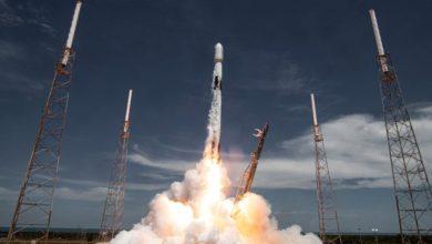 Foto de SpaceX rideshare lança empreendimentos de satélites de última geração – Quartz