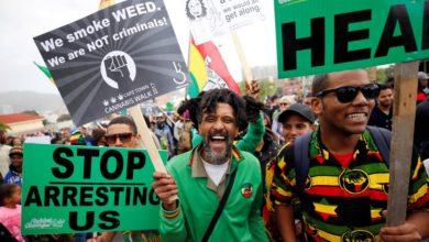 Foto de Prezados VCs do Egito, Cannabis Cash, Vaccine Passport Fight