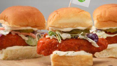"""Foto de Novas ofertas de frango vegano chamadas """"quase idênticas"""" à autêntica – Quartz"""