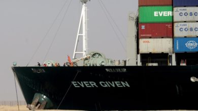 Foto de Egito concorda em negócio para lançar Ever Given – Quartz