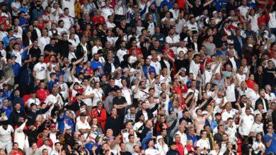 Foto de Euro 2020, Wimbledon, Lord's cricket são experiências da Covid no Reino Unido – Quartz