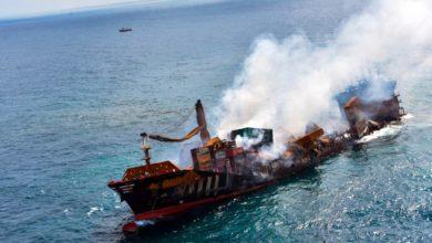 Foto de Satélites detectam vazamento de óleo do naufrágio do X-Press Pearl perto do Sri Lanka – Quartzo